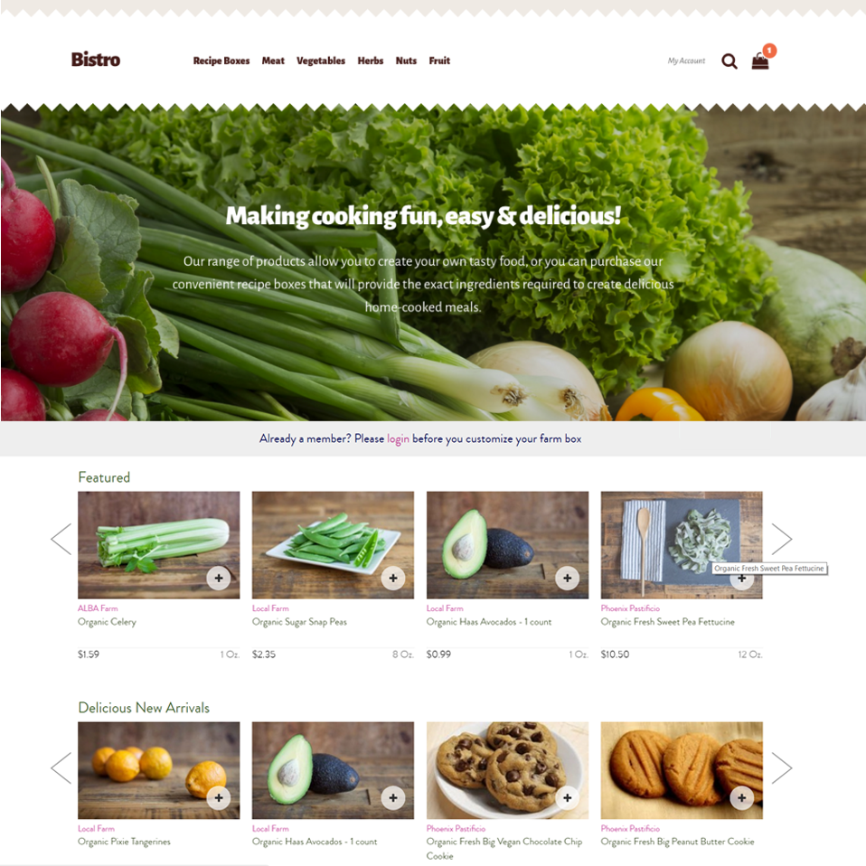 Ecommerce Website San Francisco Web Design Dbwebs