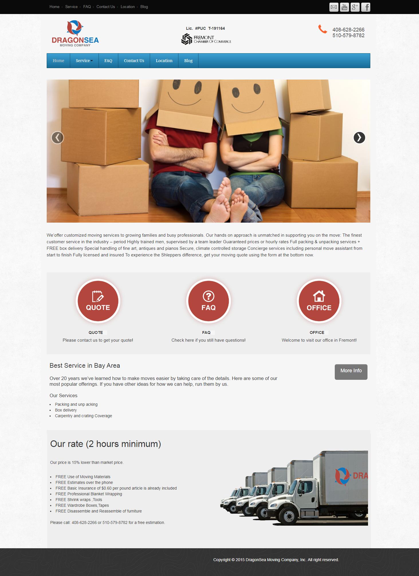 Website Design San Francisco Web Design Dbwebs