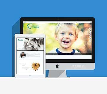 Web Design – Pasadena Dental